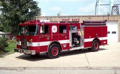 OGLESBY ENGINE 111 PIERCE CONTENDER