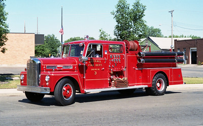 OTTAWA  ENGINE 3    WARD LA FRANCE