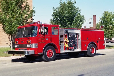 OTTAWA  ENGINE 2  PIERCE DASH