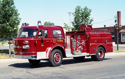 OTTAWA  ENGINE 2   ALFCO 900 SERIES