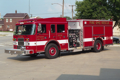 OTTAWA FD  ENGINE 1