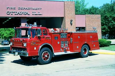 OTTAWA ENGINE 1  FORD C - PIRSCH