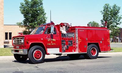OTTAWA  ENGINE 3    CHEVY - FMC