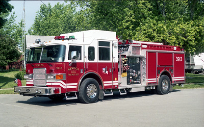 SENECA ENGINE 3913  2003 PIERCE ENFORCER  1500-1500  13916