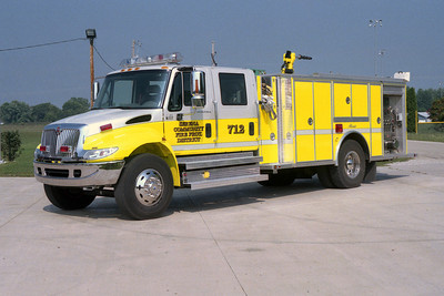 SERENA COMMUNITY FPD  ENGINE 712