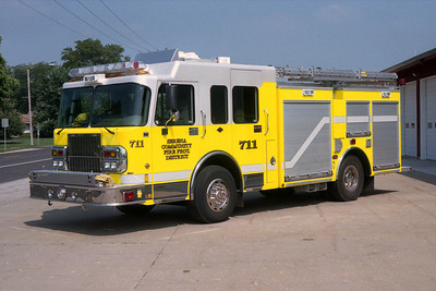 SERENA COMMUNITY FPD  ENGINE 711