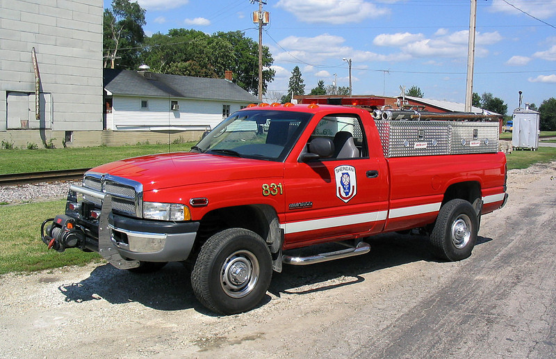 SHERIDAN FPD BRUSH 831