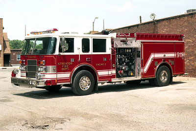 STREATOR  ENGINE 2  2000 PIERCE SABER  1500-1000
