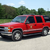 WALLACE  COMMAND CAR 901  CHEVY TAHOE