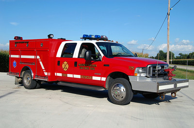 ARGENTA - OREANA FPD  RECUE 725  2003 FORD - ALEXIS  500-250-15  BILL FRICKER PHOTO
