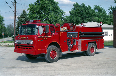 ENGINE 1  FORD C - FMC