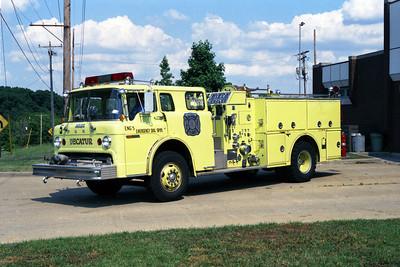 ENGINE 5  FORD C-8000 - GRUMMAN