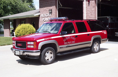 HICKORY POINT SQUAD 433