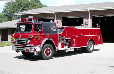 HICKORY POINT  ENGINE 436   IHC - ALEXIS