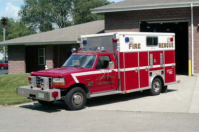 HICKORY POINT   RESCUE 437  FORD F-450 - ALEXIS