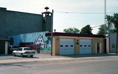 MAROA FIRE STATION