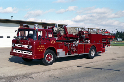 TRUCK 1  FORD C - ALFCO  X - DECATUR