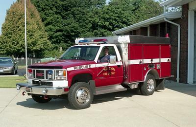 MT ZION  RESCUE 2 1993 GMC 3500 - S&S  150-200 (2)
