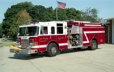 MT ZION  ENGINE 1   2002 PIERCE ENFORCER   1250-1000