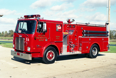 ENGINE 6   WHITE EXPEDITOR - HOWE