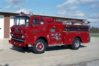 ENGINE 3  GMC -