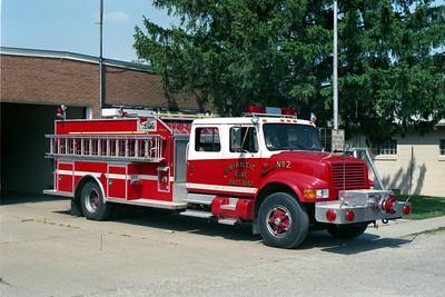 ENGINE 2  IHC 4900 - ALEXIS