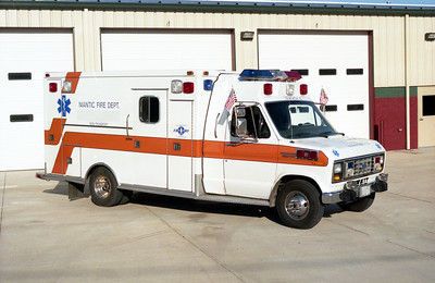 NIANTIC AMBULANCE