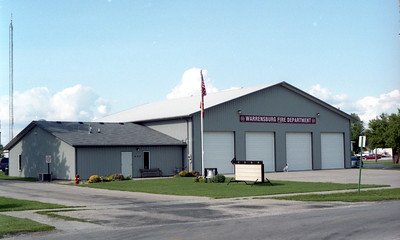 WARRENSBURG FD STATION