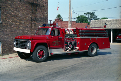 ENGINE 33   FORD F - ALEXIS