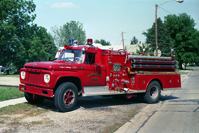 ENGINE 31   FORD F - ALEXIS