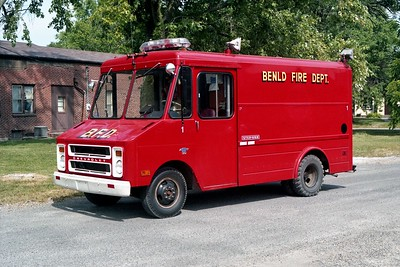 RESCUE 634  1969  CHEVY STEPVAN