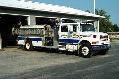 ENGINE 209   IHC 4900 - PIERCE