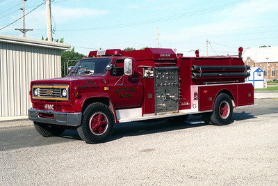 ENGINE 3   FORD F - FMC