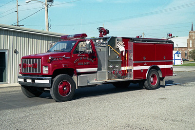 ENGINE 2  FORD F - E-ONE