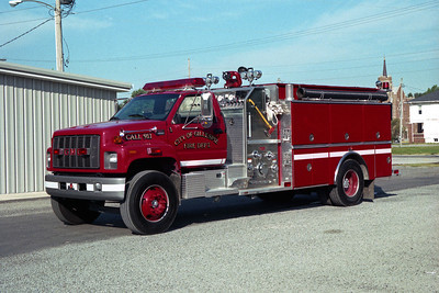 ENGINE 1  FORD F - E-ONE