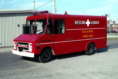 RESCUE   CHEVY STEPVAN