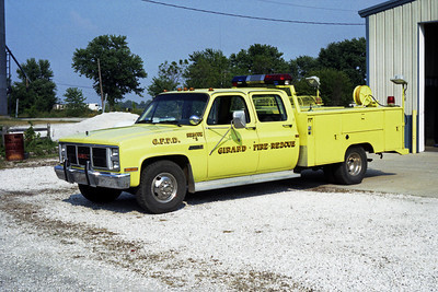 RESCUE 3  GMC 4 DR