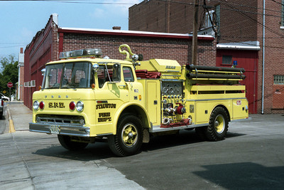 ENGINE 2   FORD - FMC