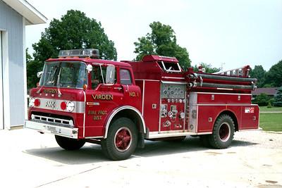 VIRDEN ENGINE 1  1979 FORD C - FMC  750-750
