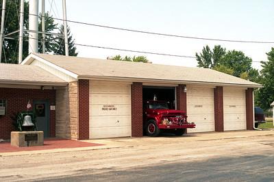 WILSONVILLE STATION