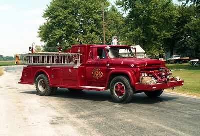 ENGINE 3   CHEVY - TOWERS