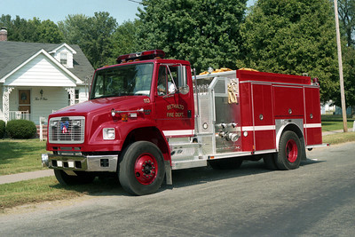 BETHALTO ENGINE 113   FREIGHTLINER - E-ONE