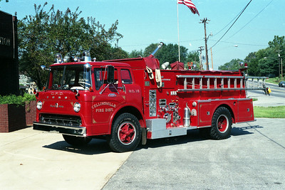 ENGINE 16  1966 FORD C - TOWERS