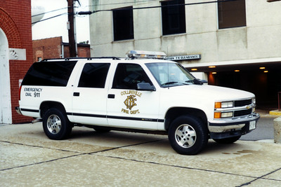 COLINSVILLE CAR 1  1995 CHEVY SUBURBAN