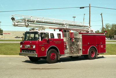 COLLINSVILLE ENGINE 16  FORD C - FMC