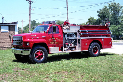 COTTAGE HILLS  ENGINE 52  FORD F - PIERCE