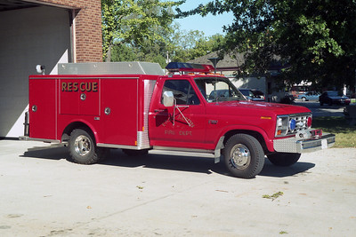RESCUE 51 AFTER RECHASSIS