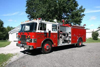 FOSTERBURG  ENGINE 2321