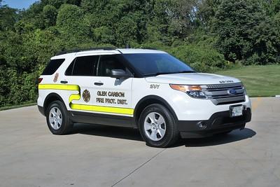GLEN CARBON FPD  CAR 1991  2011  FORD EXPLORER