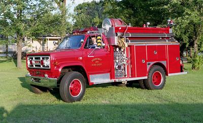 GODFEY FPD  ENGINE 34   1986 GMC - E-ONE   750-500